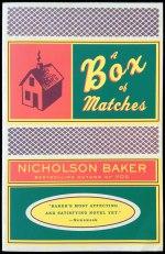 nicholson baker a box of matches